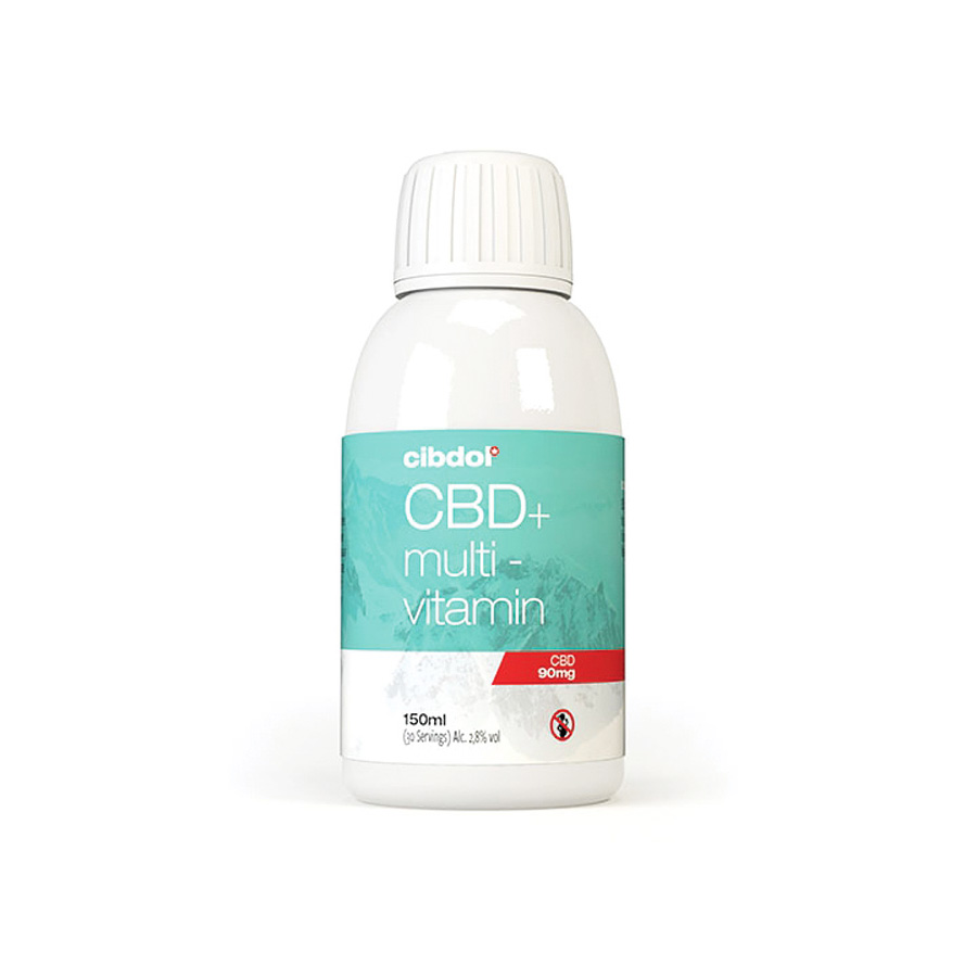 Cibdol CBD Liposomal Multivitamin 150ml