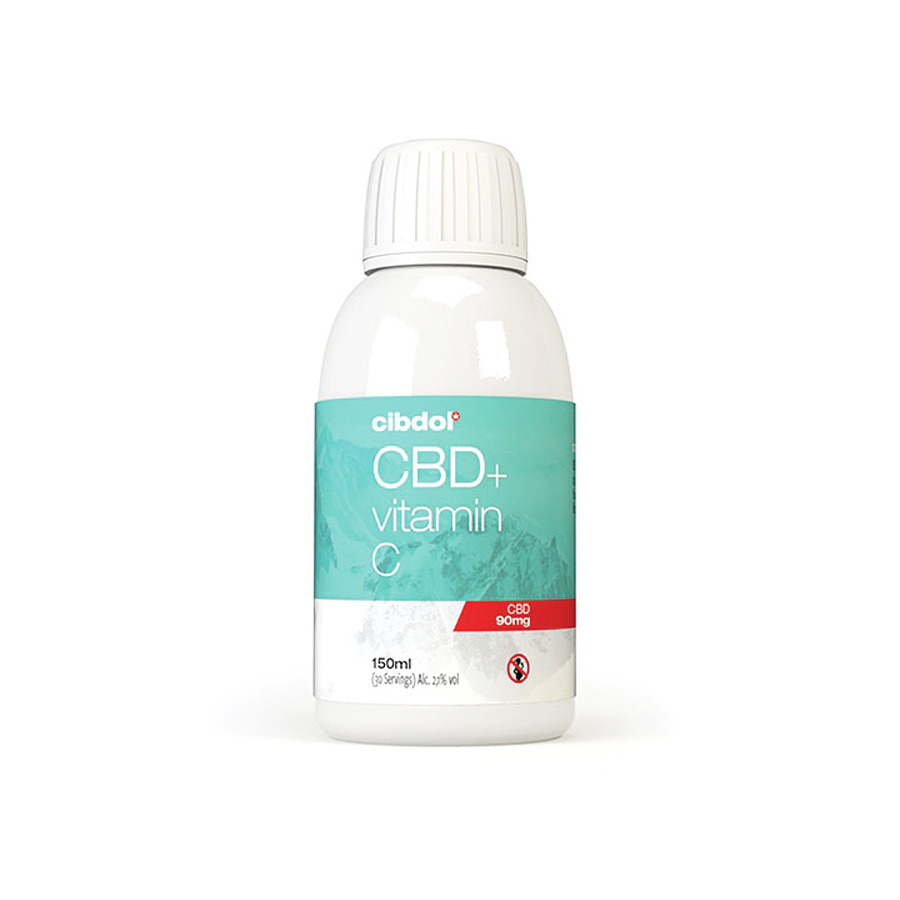 Cibdol CBD Liposomal Vitamin C 150ml