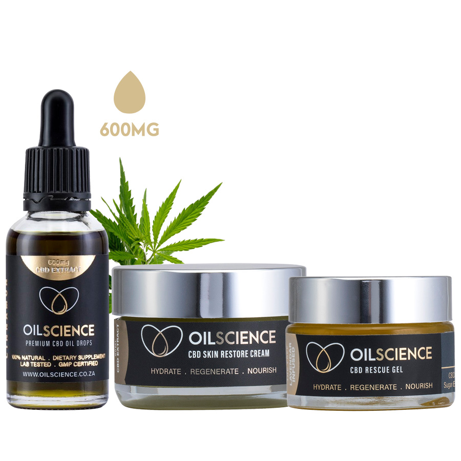Lifestyle CBD Bundle #2